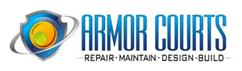 Armor Courts Logo